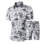 Оригинал МужскаямодадляпечатиЛетняяповседневная одежда для рубашек