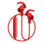 Оригинал Tangmai Flexible Neckband Wireless Bluetooth Наушник Стереофонические наушники для iPhone 8 Xiaomi 6X