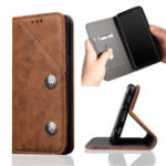 Оригинал Флип-брелокСлотдлякартыКожаPU Защитная Чехол для Samsung GalaxyS9Plus