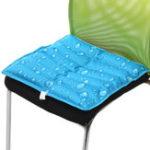 Оригинал 40X40cmЛетнийледянойкристаллОхлаждающаяподушка сиденья для сиденья с подушкой сиденья