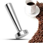 Оригинал Нержавеющая сталь 24-миллиметровая плоская подставка для кофе для машины Nespresso Кофейная капсула Cup Pod