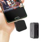 Оригинал Bakeey 2 в 1 Тип-c Micro USB TF Falsh Карта памяти SD Card Reader OTG для мобильного телефона
