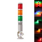 Оригинал Machifit TB50-3T-DJ CNC Предупреждающие световые сигналы машины LED Индикатор сигнала тревоги с сигналом тревоги