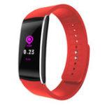 Оригинал BakeeyK8hSuperТонкийКислородныйкислородный кислород Сердце Рейтинг Montior Bluetooth Smart Bracelet Wristband