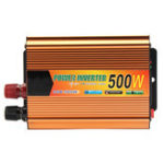 Оригинал 500 Вт WATT Авто Грузовик Лодка Инвертор питания постоянного тока 48 В для адаптера переменного тока 220 В 50 Гц