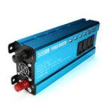 Оригинал 5000W Солнечная Инвертор питания LED Дисплей 12V / 24V DC to 220V AC Sine Wave Converter