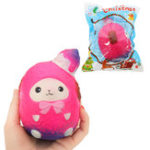 Оригинал Chameleon Chocolate Sheep Squishy 13CM медленно растет с коллекцией упаковки Gift Soft Toy