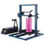 Оригинал JGAURORA®A5XDIY3D-принтерНабор320 * 320 * 350 мм Увеличенная печать Размер поддержки Возобновление печати и подавления нити с помощью Ч