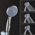 Оригинал FRAPF16-1ВаннаякомнатаКруглаяформа ABS Трехпозиционная водостойкая ручная душевая насадка