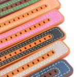 Оригинал 22-ммкожаный+силиконовыйремешокдля замены Fitbit Blaze