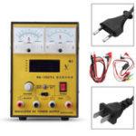 Оригинал 110V / 220V 15V 2A Портативный цифровой LED Источник питания постоянного тока Регулируемый регулятор EU Plug / US Plug