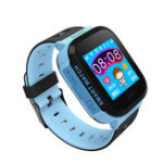 Оригинал BONSS E06 Kids Bluetooth камера Спорт GPS SOS Phone Call Smart Watch Для iphone X 8 / 8Plus Samsung S8