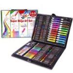 Оригинал 168Pcs Рисование Art Marker Ручка Живопись Sketching Цвет Ручкаcils Crayon Масло Пастель Цвет воды Ручка