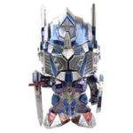 Оригинал MU Optimus Prime Model Building DIY 3D-модель из нержавеющей стали