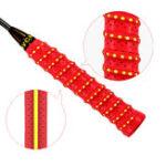 Оригинал ZANLUREPUAbsorbSweatStretchy6 цветов Рыбалка Набор Род Стандарты Теннисная ручка с ручкой Sweatband Wrap