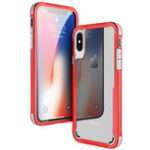 Оригинал Bakeey Clear Transparent Анти Knock Hard PC Защитный Чехол Для iPhone X