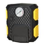 Оригинал Электрический LCD 150PSI 12V Авто Воздушный компрессор Auto Авто Шиномонтаж Inflator Насос