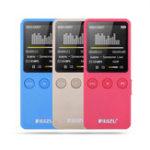 Оригинал RUIZU X08 8GB Flac Lossless Hifi 1.8 дюймов Экран MP3 Музыкальный плеер FM Радио Приемник Карточка TF поддержки