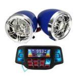 Оригинал мотоцикл LCD Экран MP3 Динамики Ручка Аудио USB SD FM с функцией Bluetooth