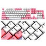 Оригинал E-элемент 104 Key Backlit Shine Through PBT Keycap Set Key Caps для Механический Клавиатура