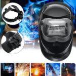 Оригинал Pro Солнечная Автоматическая затемняющая сварка Маска Шлем дуги Tig Mig Маска Шлифование Маска