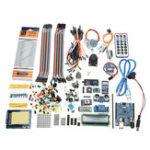 Оригинал Ultimate UNO R3 Стартерные комплекты 1602 LCD MPU6050 Релейный модуль HC-05 Bluetooth Совет для Arduino