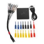Оригинал DSLogic Plus Логический анализатор 5 раз. Доступная пропускная способность до 400 м. 16-канальный помощник по отладке