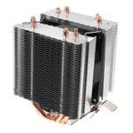 Оригинал DC 12V 3Pin 4Pin 2200RPM Охлаждающий радиатор охлаждения охлаждающего вентилятора для Intel AMD