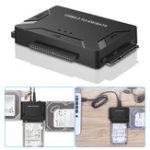 Оригинал USB 3.0 к IDE + SATA HDD SSD Жесткий диск Enclosure Adapter Converter Cable для 2,5 3,5-дюймового жесткого диска
