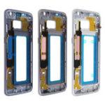 Оригинал Сборка задней крышки задней части корпуса для Samsung Galaxy S7/S7 Edge