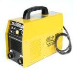 Оригинал AC 220V ZX7-200 Сварочная машина Arc 20-200A Регулируемая IGBT инверторная электросварочная машина