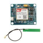 Оригинал 3G SIM5300E Совет по развитию GSM GPRS GPS Модуль передачи данных SMS 3G 3G