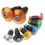 Оригинал 2Pcs 22mm CNC Parts Road MTB Ручка для ручек Зажимы для штрих-кодов