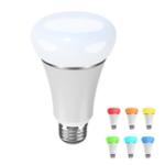 Оригинал E27 6W RGB + CCT 2835 SMD Wi-Fi Smart Светодиодный Bulb APP Voice Control Работает с Alexa AC85-265V