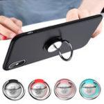 Оригинал Bakeey Металл 360 градусов вращения более тонкий держатель для колесика настольный Kickstand для iPhone Xiaomi мобильный телефон