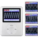 Оригинал DSO168 Handheld Mini Pocket Digital Осциллограф 20M Пропускная способность 100M Частота дискретизации