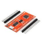 Оригинал Wemos®TTGOXI8F328P-UBoardдля Arduino Nano V3.0 Promini или заменить