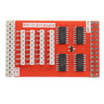 Оригинал Infinity Каскад GPIO Плата расширения 32 Модуль расширения IO для Raspberry Pi