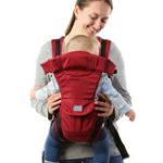 Оригинал LeBiOu Portable Baby Carriers Hip Seat Эргономичная защита позвоночника Babys Strap Bear 25kg для 3-36 месяцев Baby