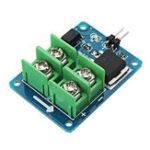 Оригинал 5Pcs 3V 5V Низкое управление High Voltage 12V 24V 36V MOS Полевой транзисторный модуль PWM Мотор Регулятор скорости для Arduino