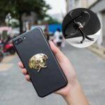 Оригинал Bakeey Lucky Собака 360 градусов вращения палец кольцо держатель настольная подставка для Samsung Xiaomi сотовый телефон