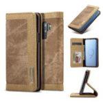Оригинал Кашемировыймагнитныйфлип-брелокдлябумажникаЗащитный чехол для Samsung GalaxyS9Plus