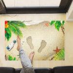 Оригинал Miico3DТворческийПВХстенынаклейки Главная Декор Mural Art Removable Пляжный Наклейки на стенах