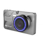 Оригинал A10 Полный HD 1080P Двойной Объектив Авто Видеорегистратор 4 дюймов Приборное устройство камера 170 Угол обнаружения движения по углу