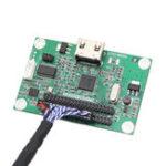 Оригинал Geekworm LVDS Для поддержки платы адаптера HDMI 1080P Разрешение для Raspberry Pi