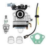 Оригинал Карбюраторы для Jiffy Ice Auger Jiffy 2 Cycle Engines Замените 4082 Carb W / Gasket