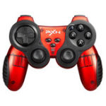 Оригинал PXN-2902 Sword 2.4G Wireless Zero Delay Turbo Dual Vibration Joystick Геймпад для PS3 ПК
