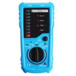 Оригинал Сетевой тестер кабеля RJ45 Телефонный телефон Провод Tracker LAN Ethernet RJ11 Finder