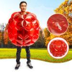Оригинал 90смНадувнойБаддиБамперBall Body Bubble Ball Для взрослых Футбольные костюмы На открытом воздухе Бассейн Игры Игрушки
