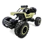 Оригинал Flytec60261/12RCАвтоАвтомобиль 2.4G металлический сплав Авто Body Shell Rock Crawler Buggy Model Toy